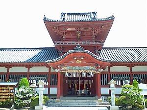 伊佐爾波神社正面.jpg